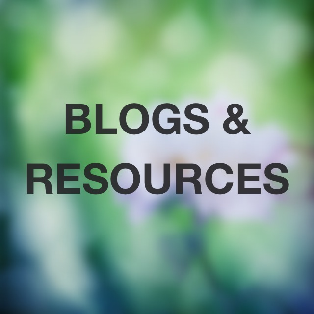 BLOG and resources